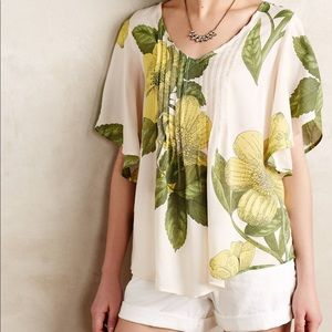 48d287785b79 ... Anthropologie Floral Maeve Blouse ...